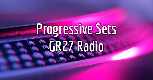 Progressive Sets GR27 Radio