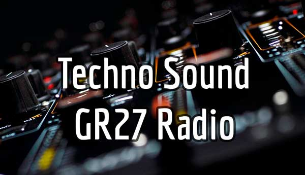Techno Sound GR27 Radio